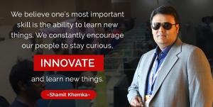 Shamit Khemka