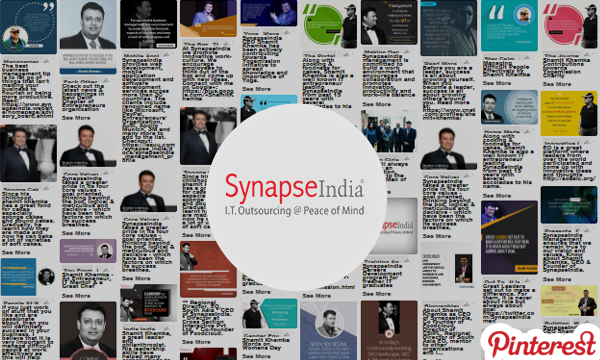 shamit khemka Pinterest synapseindia